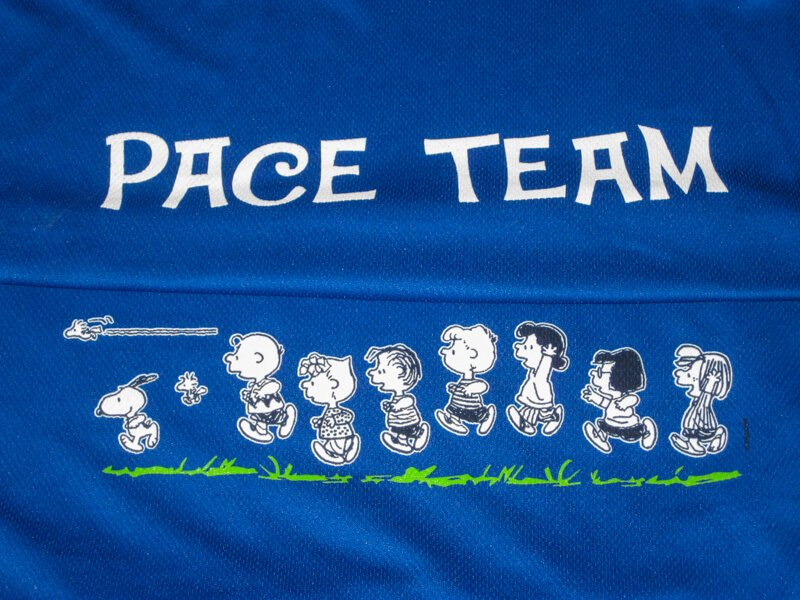 f31f0e96b95 The pacer shirts had the Peanuts characters on them! So cute! A shirt I ll  actually wear again.
